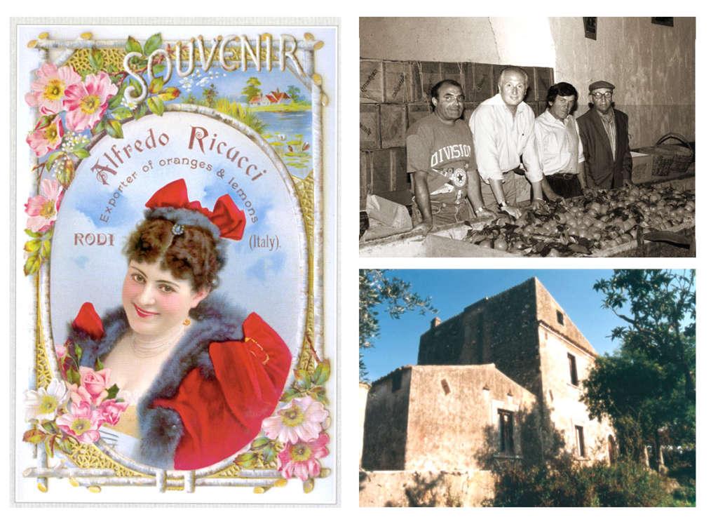 Immagini storiche Agricola Ricucci